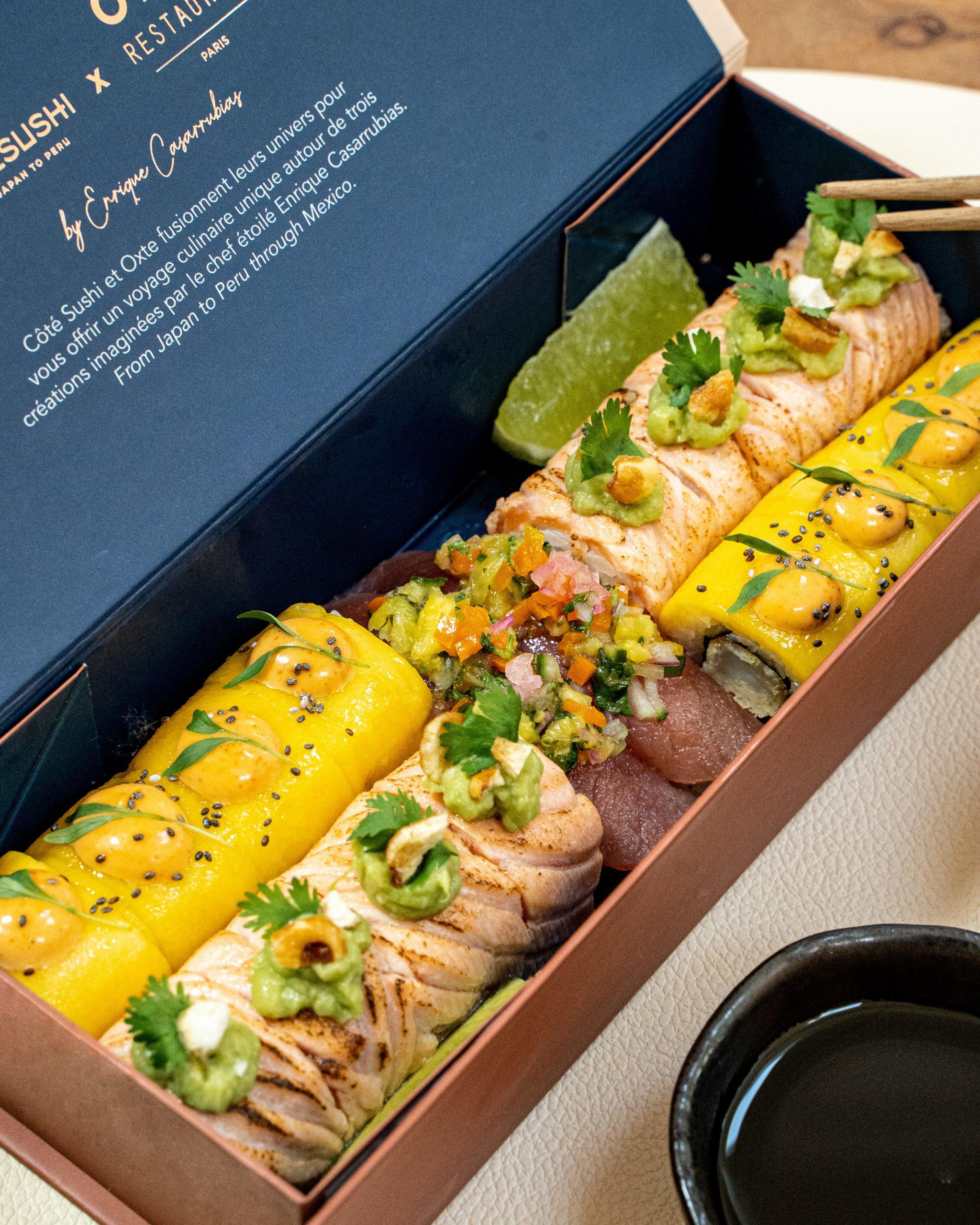 cote sushi 1 scaled - Une escale mexicaine chez Côté Sushi