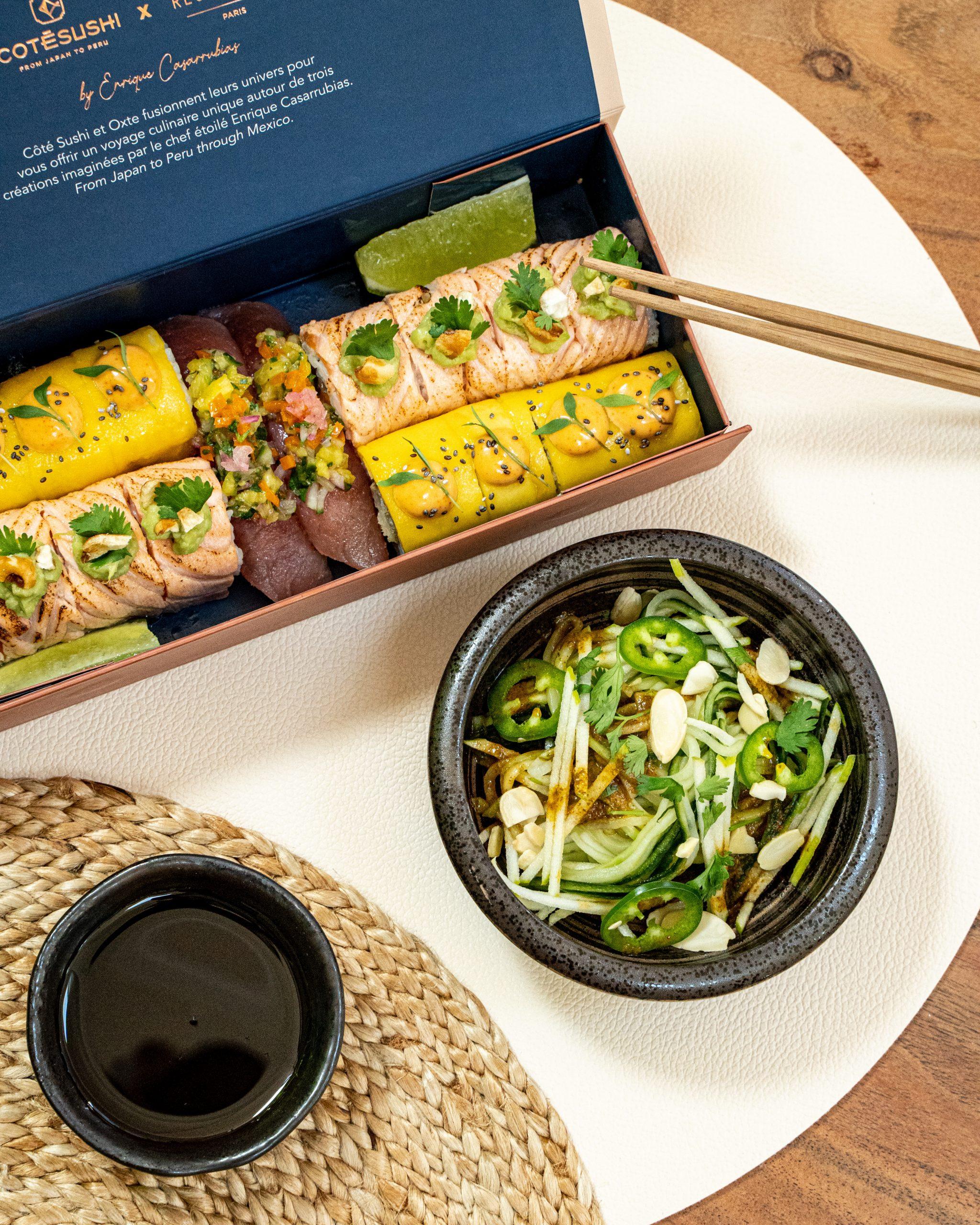 cote sushi 3 scaled - Une escale mexicaine chez Côté Sushi