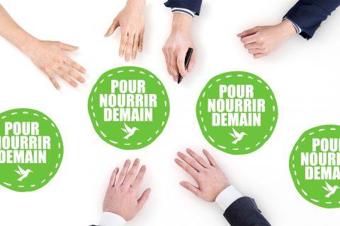 """pnd 480x320 - Les journées """"Ensemble Pour nourrir demain"""""""