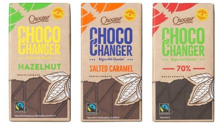 tonys chocolonely 2 - Tony's Chocolonely s'associe à la chaîne de supermarchés Aldi