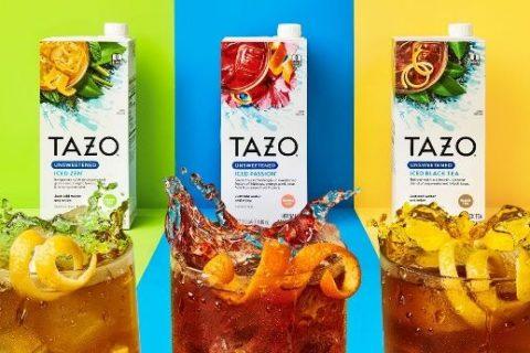 unsweetened iced tea mixes 480x320 - TAZO élargit sa gamme de thés fraîcheurs